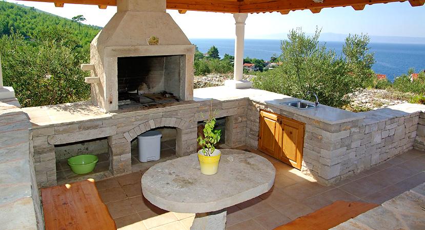 bildergalerie ferienhaus villa orgula insel korcula dalmatien kroatien croadria villas. Black Bedroom Furniture Sets. Home Design Ideas